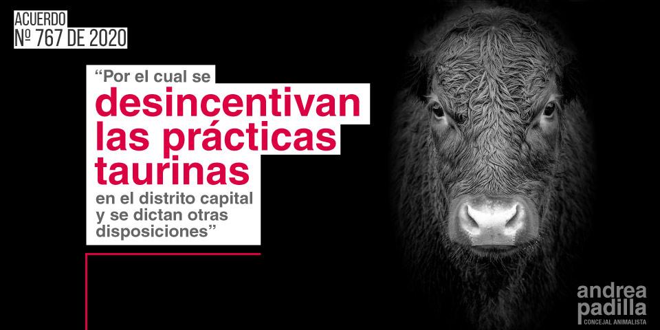 Concejo prohíbe instrumentos que hieran al toro y su muerte en la plaza